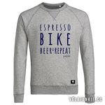 espresso bike beer repeat