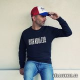 high rouleur sweater