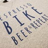 espresso bike beer