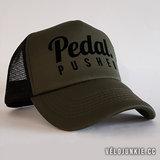 pedalpusher cap