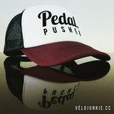 PEDALPUSHER CAP_