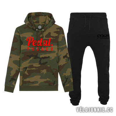 PEDALPUSHER HOODIE & SWEATPANTS PACKAGE DEAL