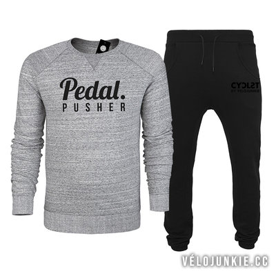 PEDALPUSHER SWEATER & SWEATPANTS PACKAGE DEAL