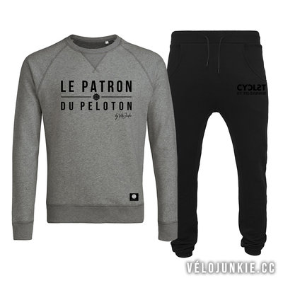 LE PATRON DU PELOTON SWEATER & PANTS PACKAGE DEAL