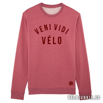 VENI VIDI VÉLO SWEATER LADIES