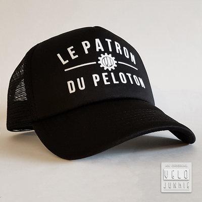 LE PATRON DU PELOTON CAP