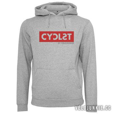 CYCLST heavy hoodie grey