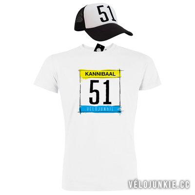 KANNIBAAL 51 T-SHIRT & CAP