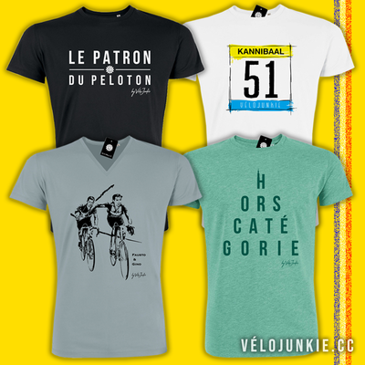 TDF2019 FOUR T-SHIRTS PACKAGE DEAL