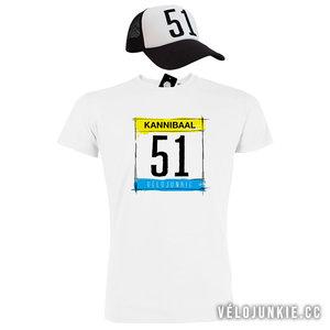 kannibaal tshirt cap