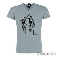 Fausto Coppi Gino Bartali Tshirt
